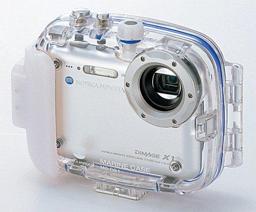 Minolta Marine Case MCDG1 for Dimage X1 (Minolta Dimage Camera)