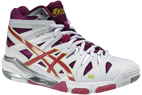 Asics - Gel Sensei 5 MT - Color: Blanco-Rojo - Size: 39.5