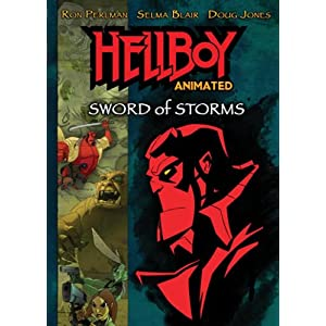Hellboy: Sword of Storms (Animated) (2007)
