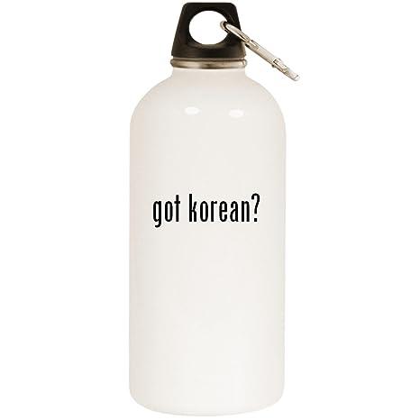 Amazon Com Molandra Products Got Korean White 20oz Stainless