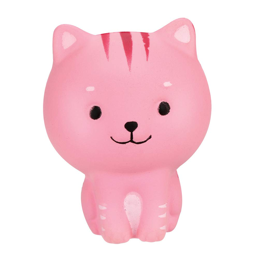 TIMEMEAN Farben Tiger Duftend Matschig Schleppend Steigend Drücken Stress Helfer Spielzeuge Ostern Süß Soft Langsam Geschenke