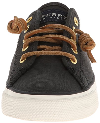 Donna Bassi Top Black Sperry Black sider Seacoast UHXxnIqC