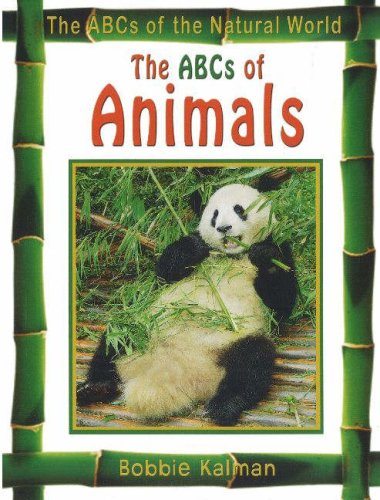 The ABCs of Animals (ABCs of the Natural World) pdf epub