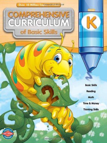 Comprehensive Curriculum of Basic Skills, Grade K (Basic Skills Workbook)