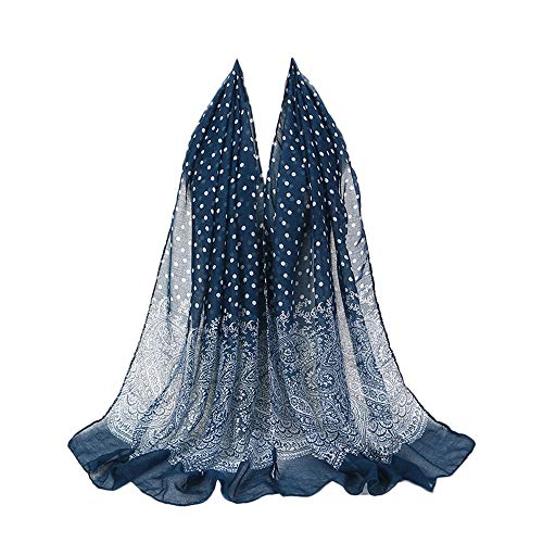 Valance Jacquard Stripes - DEATU Women Scarf, Ladies Fashion Jacquard Stripe Shawl Soft Beach Towel Muslim Scarf Outdoor(B,180x70CM)