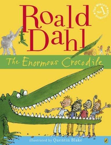 The Enormous Crocodile pdf epub