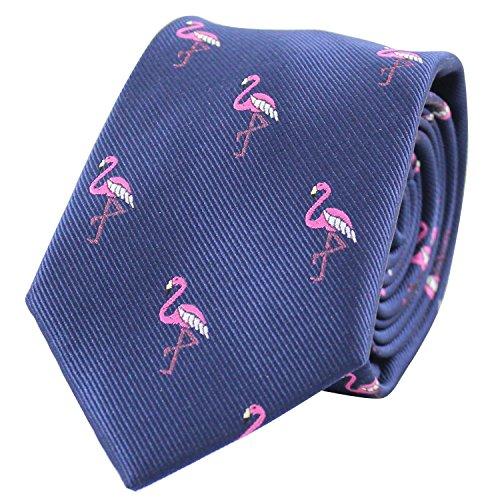 Flamingo Neckties - 2