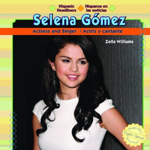 Selena Gomez: Actress and Singer (Hispanic Headliners (Paperback))