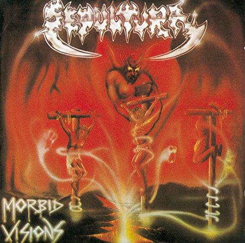 SEPULTURA: Morbid Visions / Bestial Devastation (Audio CD)