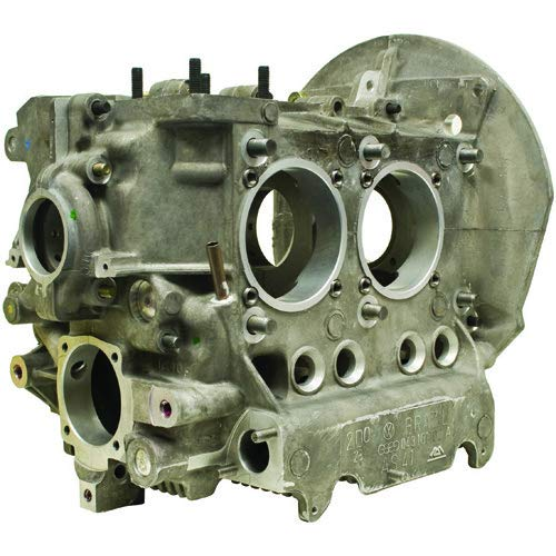 Appletree Automotive Engine Case, Magnesium, 94Mm Bore, for 8mm Studs Compatible with VW & Dune - Case Bore Big Engine