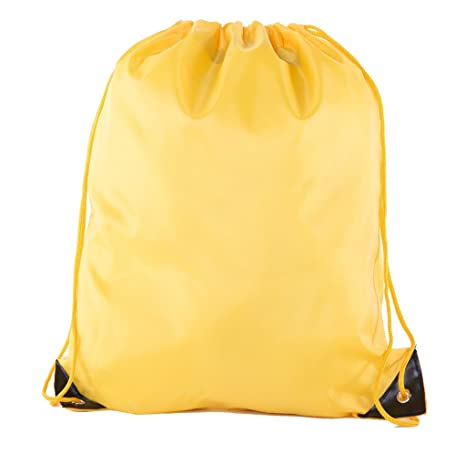 Image Unavailable. Image not available for. Color  Mato   Hash 25 Bags - Double  Strap Drawstring Gym Sack Promotional Party Favor ... b31b2582c0800