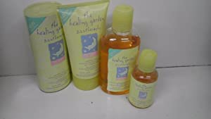 The Healing Garden Zzztheraphy for Baby 6.7 Oz Calm & Cuddly Gentle Baby Bath with Chamomile