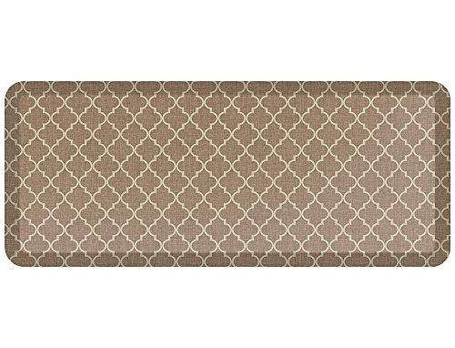 NewLife by GelPro Designer Comfort Mat, 20 by 48-Inch, Lattice ()
