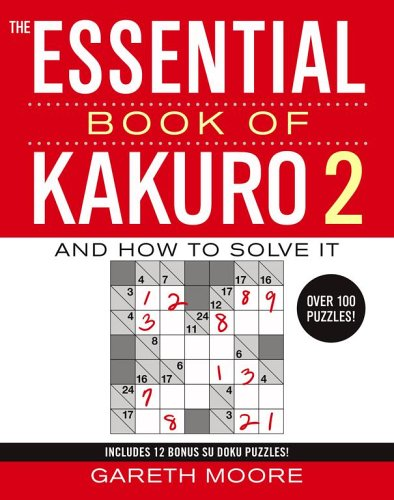 Download The Essential Book of Kakuro 2 ebook