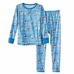 Cuddl Duds Toddler Boy Disney Frozen Thermal Long Underwear Base Layer 2T-3T