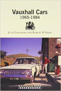 Book Vauxhall Cars 1965-1984