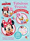 Disney Minnie Mouse Fabulous Friends Sticker Dress Up: Dress Best Friends Minnie and Daisy in Cute Outfits