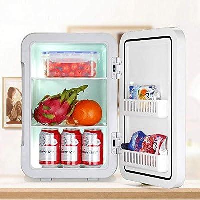 Mini Refrigerador Portátil De 22L Mini Refrigerador De Doble ...