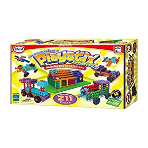 Popular Playthings Playstix Deluxe Set (211 pieces)
