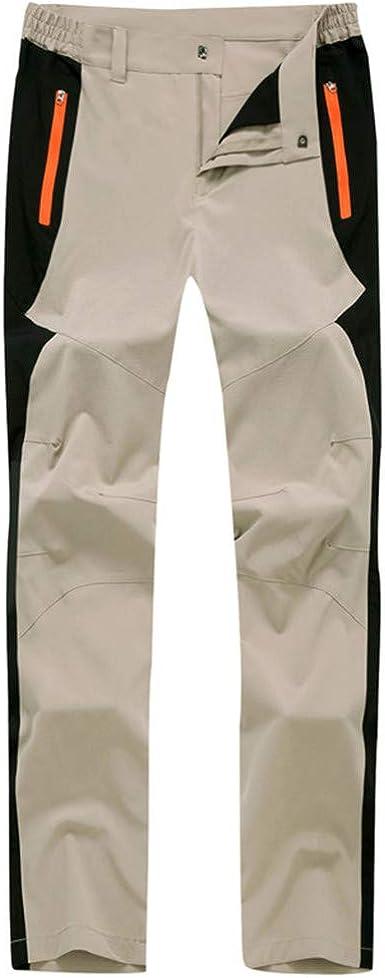 NMERWT Pantalons Imperméables D'extérieur à Séchage Rapide