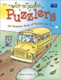 Back to School Puzzlers, James W. Perrin, 0673599639