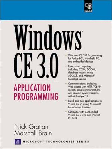 ication Programming (Prentice Hall Series on Microsoft Technologies) ()