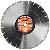 Diamond Products Core Cut 91045 16-Inch X .125 X UNV  Heavy Duty Orange High Speed Diamond Blade