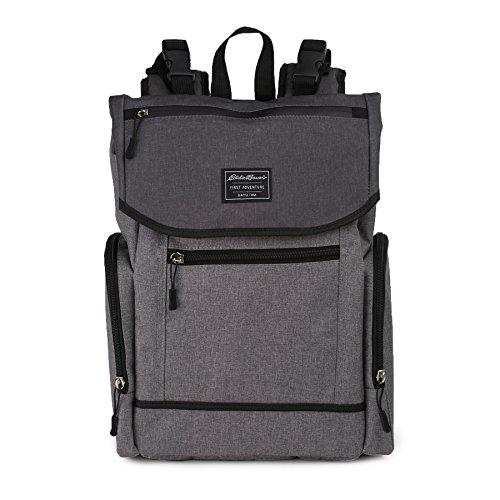 Eddie Bauer Back Pack Diaper Bag, Laminate ()