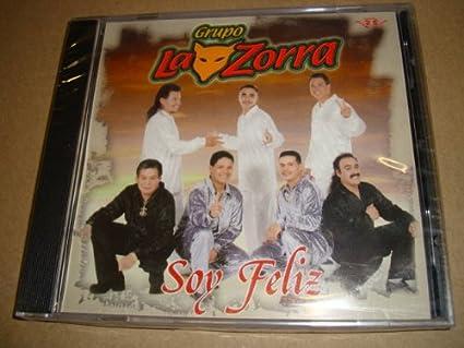 Amazon.com: Grupo La Zorra Soy Feliz (Audio Cd 1999): Music