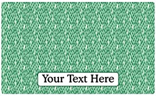 """product image for Drymate Custom Personalized Pet Bowl Place Mat 12"""" x 20"""" - Personalized Pet Food Mats"""