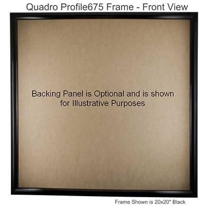 Amazon 30x30 Profile675 Picture Frame Kit Single Frames