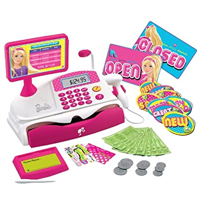Barbie Shopping Spree Cash Register from KIDdesigns, Inc