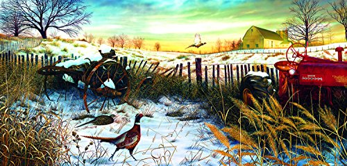 Winter Awakening 1000 Piece Jigsaw Puzzle by SunsOut