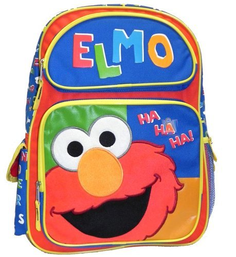 Sesame Street Large School Backpack product image