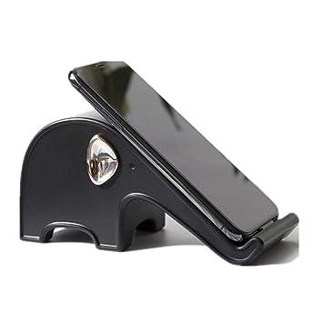 Cargador inalámbrico creativo forma de elefante teléfono ...