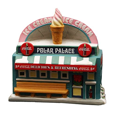 Coca-Cola Town Square Polar Palace CF1120 1999 (Coca Collectible Cola)