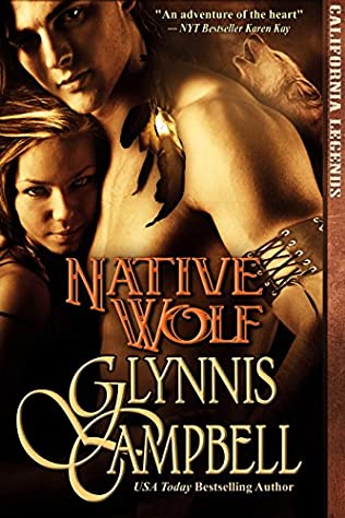 book cover of Native Wolf