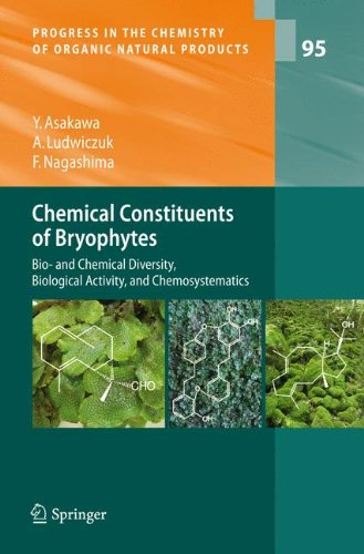 Chemical Constituents of Bryophytes: Bio- and Chemical Diversity, Biological Activity, and Chemosystematics (Progress in
