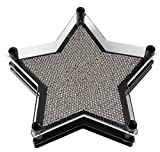 6'' STAR SHAPED PIN ART GAME, Case of 12