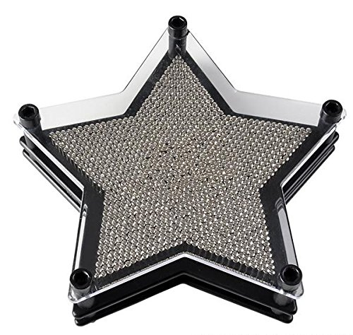 6'' STAR SHAPED PIN ART GAME, Case of 24 by DollarItemDirect (Image #4)