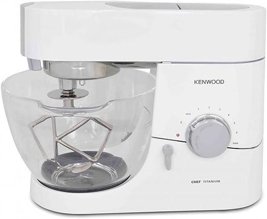 Kenwood KMC055 - Robot de cocina, 1400 W, color blanco: Amazon.es: Hogar