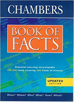 Chambers Book of Facts