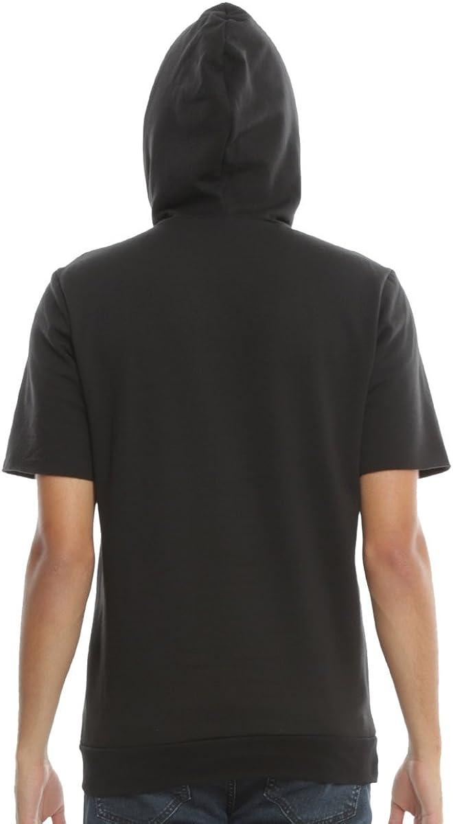 Iron Maiden Short-Sleeved Hoodie