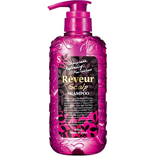 Beautiful cosmetics Reveur (Levor) Scalp Shampoo 500ml