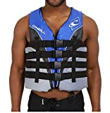 O'Neill Wake Waterski Men's Superlite USCG Vest (Pac/Nvy/Col, X-Large)