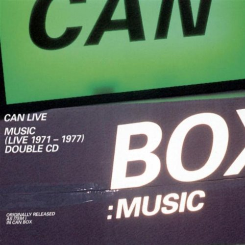 Live: Can by EMI Europe Generic