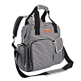 Best Diaper Bags - Diaper Bag Backpack for Baby Care, Multi Function Review