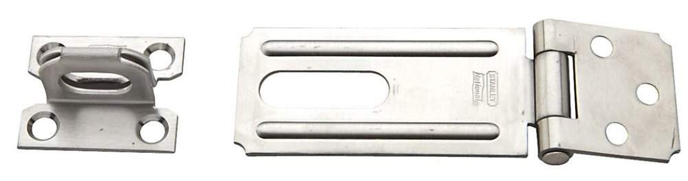 Stanley Hardware S850 578 850578 Stainless Steel Safety Hasp