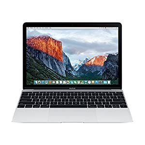 Best Epic Trends 51PCCh1-HPL._SS300_ Apple MacBook MLHC2LL/A 12-Inch Laptop with Retina Display, Silver, 512 GB (Discontinued by Manufacturer) (Renewed)