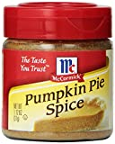 McCormick Pumpkin Pie Spice, 1.12-Ounce Unit (Pack of 6)